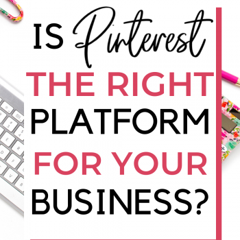is a Pinterest business account right for your business